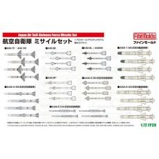 JASDF Missile Set 1/72