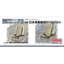 1/72 WWII IJN Aircraft Seatbelt Set