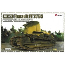 Renault FT 75 BS 1+1 1/72