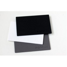 FORMcard - Black to White Pack of 3