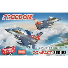 ROCAF F-16A/B Block 20 Special edition Compact Series