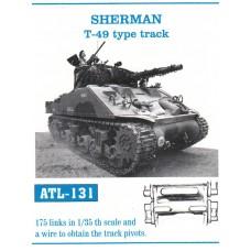 ATL-131 SHERMAN T49 type