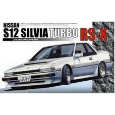 Nissan S12 Silvia Turbo RS-X 1/24
