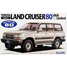 Toyota Land Cruiser 80 Van VX Limited HDJ81V 1/24
