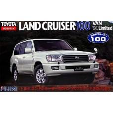 Toyota Land Cruiser 100 Van VX Limited (HDJ101K) 1/24