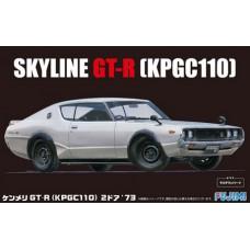 Skyline KPGC110 GT-R 2-Door `73 1/24
