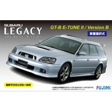 Subaru Legacy Touring Wagon GT-B E-tuneII / Version B w/Masks 1/24