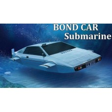 007 Bond Car Submarine 1/24