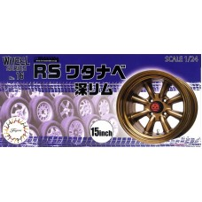 RS Watanabe Deep Rim 15 inch 1/24