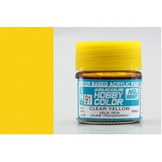 H091 Clear Yellow