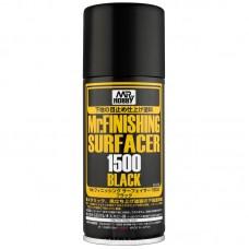 Mr.Finishing Surfacer 1500 Black Spray