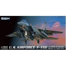 McDonnell Douglas F-15E Strike Eagle 1/72