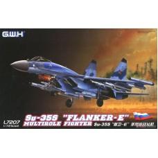 """Sukhoi Su-35S """"Flanker-E"""" 1/72"""