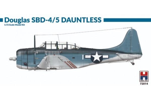 Douglas SBD-4/5 Dauntless 1/72