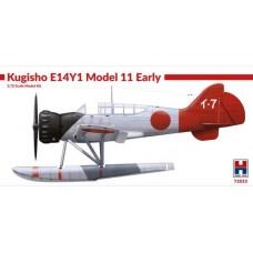 Kugisho E14Y1 Model 11 Early w/catapult 1/72
