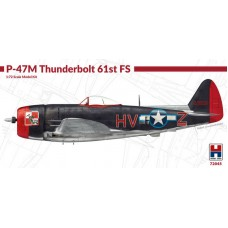 Republic P-47M Thunderbolt 61st Fighter Squadron 1/72