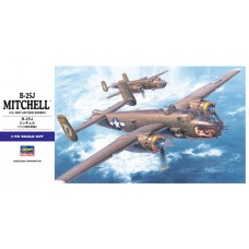 North American B-25J Mitchell 1/72