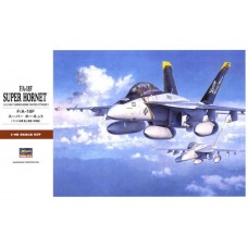 Boeing F-18F Super Hornet U.S. Navy Carrier-Borne Fighter/Attacker 1/48