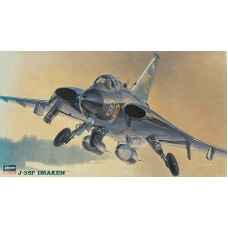 Saab J-35F Draken 1/72