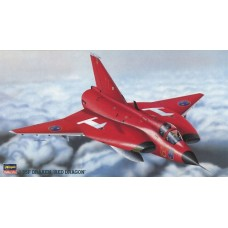Saab J-35F Draken `Red Dragon` 1/72