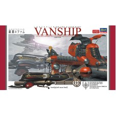 Last Exile -Fam. the Silver Wing- Vanship with steam bomb 1/72