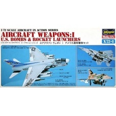 Aircraft Weapons: I U.S. Bombs & Rocket Launchers 1/72