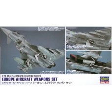 Europe Aircraft Weapon Set 1/72