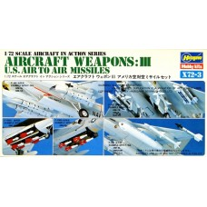 Aircraft Weapons: III U.S. Air to Air Missiles 1/72