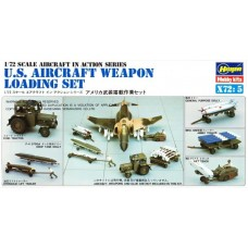 U.S. Aircraft Weapon Loading Set 1/72