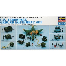 U.S. Aerospace Ground Equipment Set 1/72