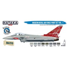 HTK-BS52 Modern Royal Air Force Paint Set Vol.1