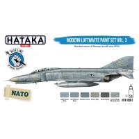 HTK-BS61 Modern Luftwaffe paint set vol. 3