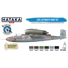 HTK-BS03 Late Luftwaffe paint set
