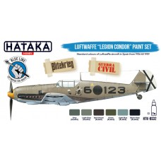 "HTK-BS32 Luftwaffe ""Legion Condor"" paint set"