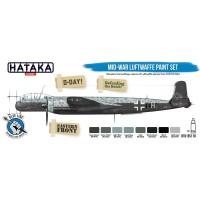 HTK-BS110 Mid-War Luftwaffe paint set