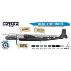 HTK-BS110 Mid-War Luftwaffe paint set
