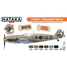 "HTK-CS32 Luftwaffe ""Legion Condor"" paint set"