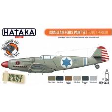 HTK-CS34 Israeli Air Force (early period) paint set