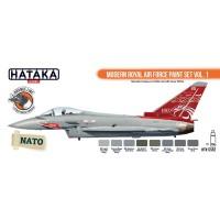 HTK-CS52 Modern Royal Air Force Paint Set Vol.1