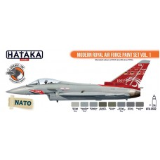 HTK-CS52 Modern Royal Air Force Paint Set Vol.1