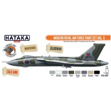 HTK-CS97 Modern Royal Air Force paint set vol. 5