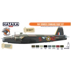 HTK-CS102 RAF Bomber Command paint set