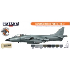 HTK-CS28 Falklands Conflict paint set vol. 2