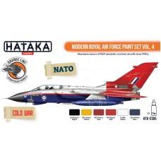 HTK-CS85 Modern Royal Air Force paint set vol. 4