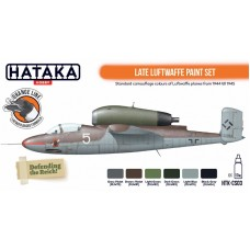HTK-CS03 Late Luftwaffe paint set
