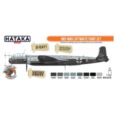 HTK-CS110 Mid-War Luftwaffe paint set