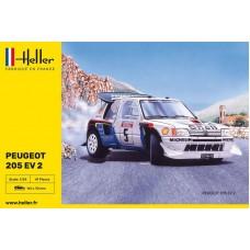 Peugeot 205 EV 2 1/24
