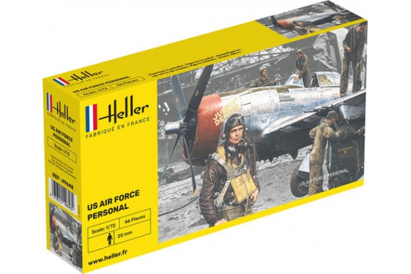 US Air Force Personal 1/72