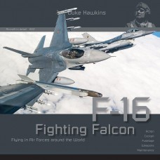 Duke Hawkins: Fighting Falcon F-16