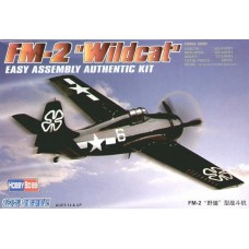 FM-2 Wildcat Easy Assembly 1/72